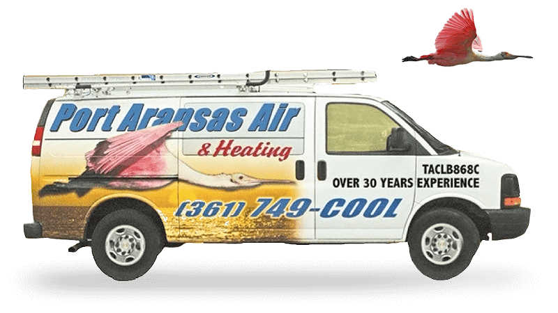 Quality air conditioning contractor in Port Aransas
